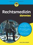 Cover-Bild zu Rechtsmedizin für Dummies von Ramsthaler, Frank