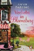 Cover-Bild zu Verliebt in Bloomsbury von Darling, Annie