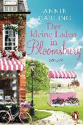 Cover-Bild zu Der kleine Laden in Bloomsbury (eBook) von Darling, Annie