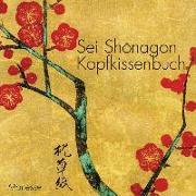 Cover-Bild zu Kopfkissenbuch von Sei Shonagon