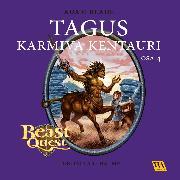 Cover-Bild zu Tagus - karmiva kentauri (Audio Download) von Blade, Adam