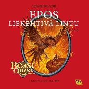 Cover-Bild zu Epos - liekehtivä lintu (Audio Download) von Blade, Adam