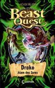 Cover-Bild zu Beast Quest 23 - Drako, Atem des Zorns von Blade, Adam