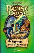 Cover-Bild zu Beast Quest 16 - Kaymon, Höllenhund des Grauens von Blade, Adam