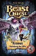 Cover-Bild zu Beast Quest 47 - Kronus, Bedrohung der Lüfte (eBook) von Blade, Adam