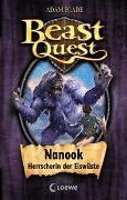 Cover-Bild zu Beast Quest 5 - Nanook, Herrscherin der Eiswüste von Blade, Adam