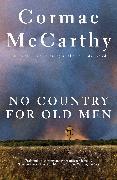 Cover-Bild zu No Country for Old Men von McCarthy, Cormac
