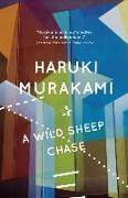 Cover-Bild zu A Wild Sheep Chase von Murakami, Haruki