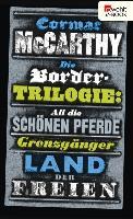Cover-Bild zu Die Border-Trilogie (eBook) von Mccarthy, Cormac