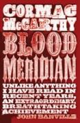 Cover-Bild zu Blood Meridian (eBook) von McCarthy, Cormac