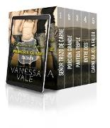 Cover-Bild zu Porciones de Carne de Primera Clase Colección (eBook) von Vale, Vanessa