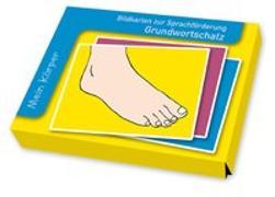 Cover-Bild zu Bildkarten zur Sprachförderung: Grundwortschatz: Mein Körper von Redaktionsteam Verlag an der Ruhr