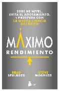 Cover-Bild zu Máximo rendimiento (eBook) von Magness, Steve