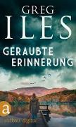 Cover-Bild zu Geraubte Erinnerung (eBook) von Iles, Greg