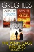 Cover-Bild zu Greg Iles 3-Book Thriller Collection: The Quiet Game, Turning Angel, The Devil's Punchbowl (eBook) von Iles, Greg