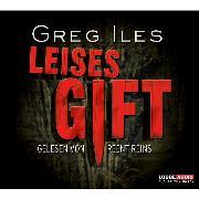 Cover-Bild zu Leises Gift (Audio Download) von Iles, Greg