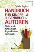 Cover-Bild zu Handbuch für Kinder- und Jugendbuchautoren von Englert, Sylvia