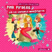 Cover-Bild zu Pink Pirates und die verliebte Meerjungfrau von Englert, Sylvia