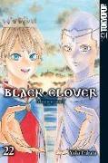 Cover-Bild zu Black Clover 22 von Tabata, Yuki