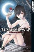 Cover-Bild zu Black Clover 23 von Tabata, Yuki