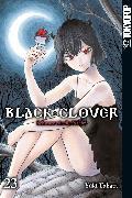 Cover-Bild zu Black Clover 23: Schwarz wie die Nacht (eBook) von Tabata, Yuki