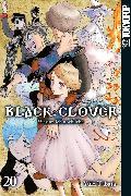 Cover-Bild zu Black Clover 20: Warum ich noch lebe (eBook) von Tabata, Yuki
