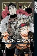 Cover-Bild zu Black Clover 24 von Tabata, Yuki
