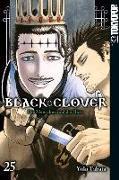 Cover-Bild zu Black Clover 25 von Tabata, Yuki