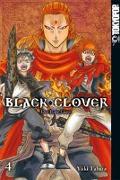 Cover-Bild zu Black Clover 04 von Tabata, Yuki