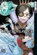 Cover-Bild zu Black Clover 26 von Tabata, Yuki
