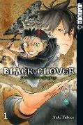 Cover-Bild zu Black Clover 01 von Tabata, Yuki
