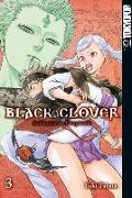 Cover-Bild zu Black Clover 03 von Tabata, Yuki