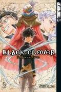 Cover-Bild zu Black Clover 02 von Tabata, Yuki