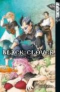 Cover-Bild zu Black Clover 07 von Tabata, Yuki