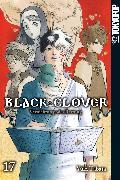 Cover-Bild zu Black Clover 17: Vernichtung oder Rettung (eBook) von Tabata, Yuki