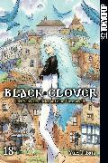 Cover-Bild zu Black Clover 18: Der schwarze Stier auf dem Vormarsch (eBook) von Tabata, Yuki