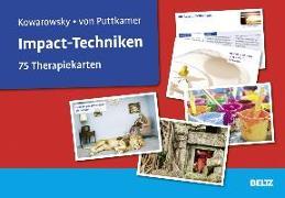 Cover-Bild zu Impact-Techniken von Kowarowsky, Gert