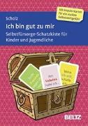 Cover-Bild zu Selbstfürsorge-Schatzkiste für Therapie und Beratung von Scholz, Falk Peter
