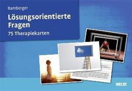 Cover-Bild zu Lösungsorientierte Fragen von Bamberger, Günter G.