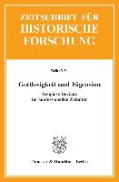 Cover-Bild zu Gottlosigkeit und Eigensinn von Piltz, Eric (Hrsg.)