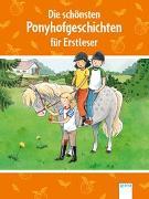 Cover-Bild zu Die schönsten Ponyhofgeschichten für Erstleser von Zoschke, Barbara