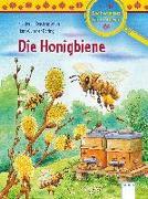 Cover-Bild zu Die Honigbiene von Reichenstetter, Friederun