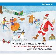 Cover-Bild zu Weihnachtsgeschichten für 3 Minuten (Audio Download) von Reichenstetter, Friederun