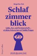 Cover-Bild zu Schlafzimmerblick von Eck, Angelika