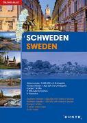 Cover-Bild zu Reiseatlas Schweden. 1:300'000 von KUNTH Verlag GmbH & Co. KG