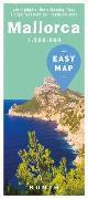 Cover-Bild zu EASY MAP Europa MALLORCA. 1:200'000 von KUNTH Verlag GmbH & Co. KG (Hrsg.)