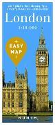 Cover-Bild zu EASY MAP LONDON. 1:15'000 von KUNTH Verlag GmbH & Co. KG (Hrsg.)