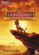 Cover-Bild zu The Lion Guard - Il ritorno del ruggito von Parkins, Howy (Reg.)