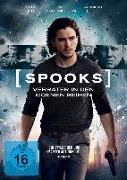 Cover-Bild zu Spooks - Verräter in den eigenen Reihen von Brackley, Jonathan