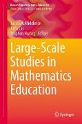 Cover-Bild zu Large-Scale Studies in Mathematics Education von Middleton, James (Hrsg.)